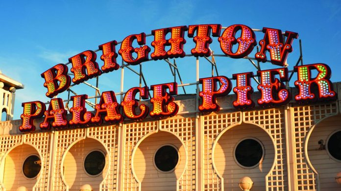 Brighton Palace Pier reopening