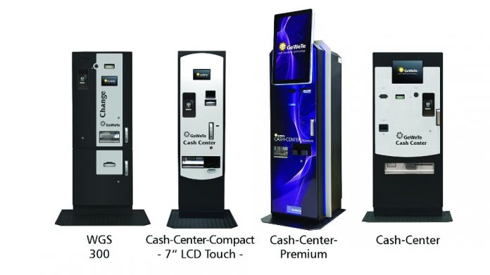 GeWeTe payment terminals