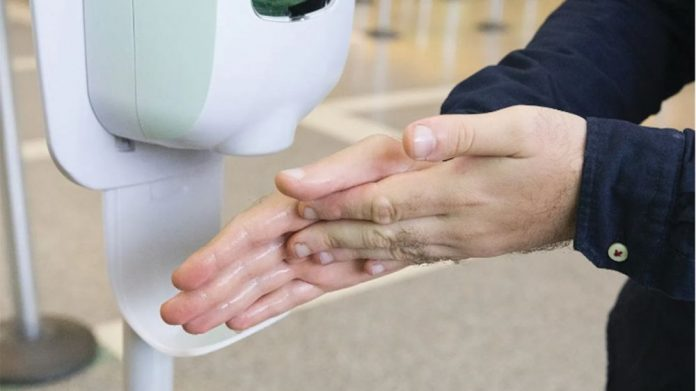 JAKsan hand sanitisers