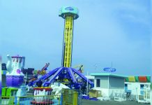 Lightning 360 ride Yarmouth