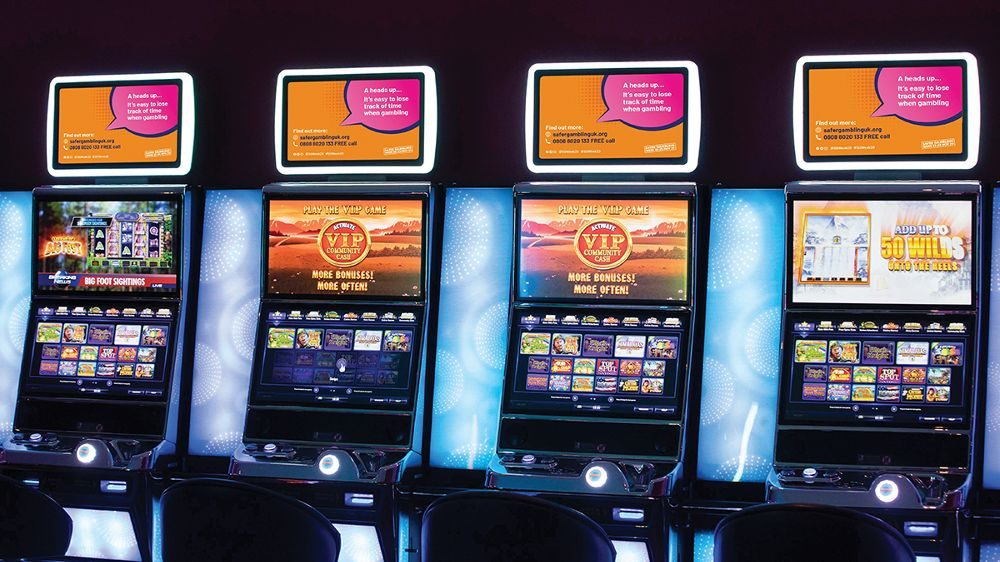 Industry unites to promote Safer Gambling Week | Coinslot International