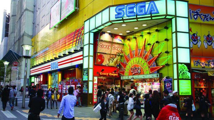 Sega 60th anniversary fog gaming japan