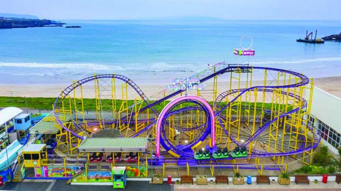 Barrys Amusements awaiting go ahead to reopen
