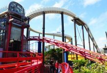 Blackpool Pleasure Beach re-opening