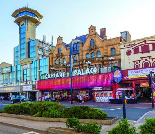 Arcades re-opening Caesars Palace Gt Yarmouth