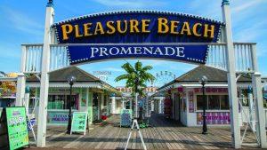 East Coast Re-opening Pleasure Beach