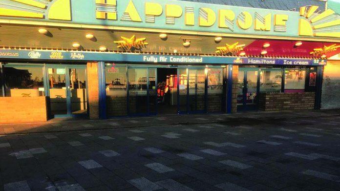 Happidrome not re-opening yet