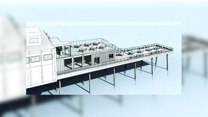 Plans approved for Aberystwyth Pier extension
