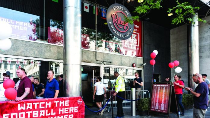 Rileys Lesiure close to administration