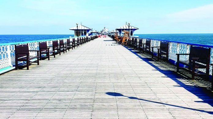Tir Prince Llandudno Pier