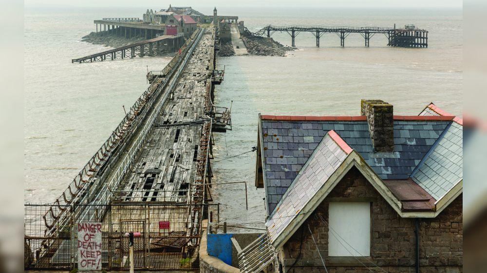 Birnbeck Pier CNM Estates refurbishment plans