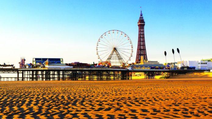 Blackpool visitor numbers