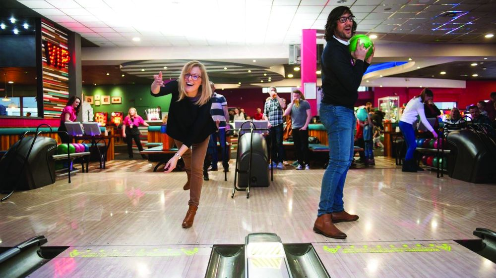 Bowling Centre reopening