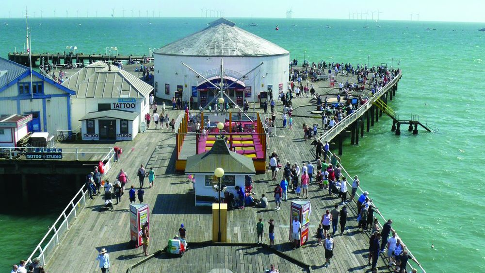 Clacton Pier 364 day opening