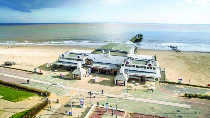 Claremont Pier resoration to former glory