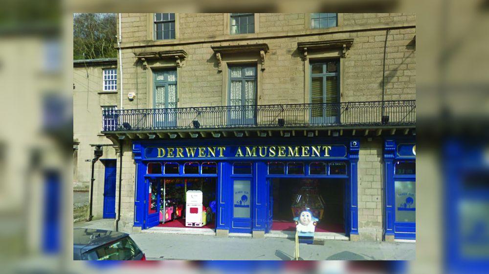 Theft Derwent Amusements