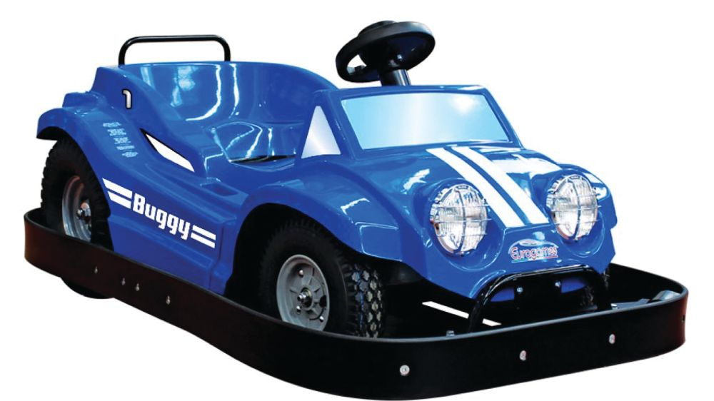 Funshine Buggy World of Rides