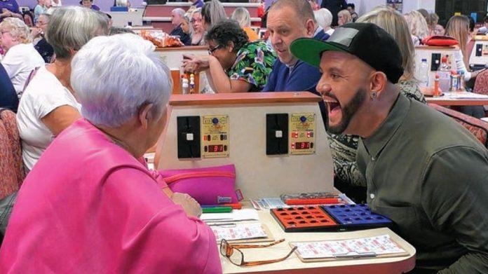 Majestic Bingo Full House