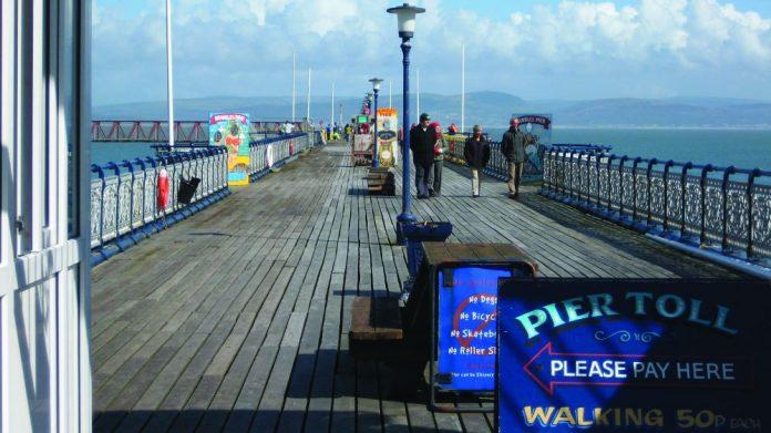 Mumbles Pier restoration