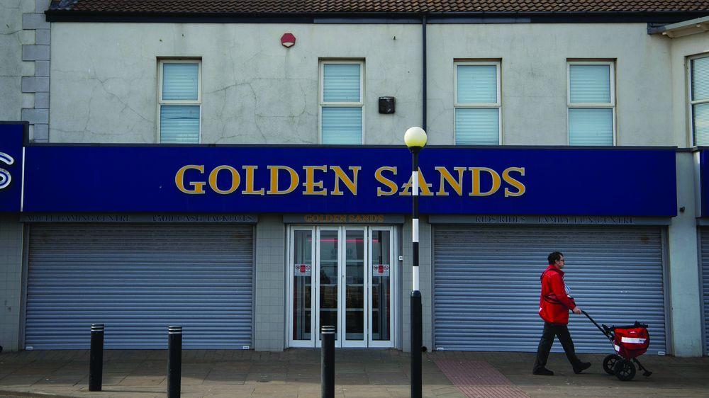 Seaside resorts deprivation