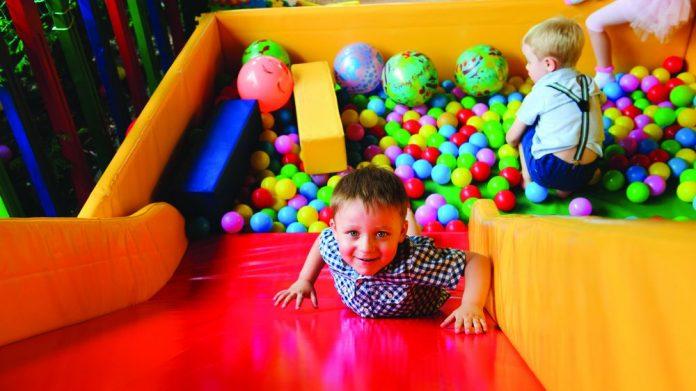 Soft Play Public Health England