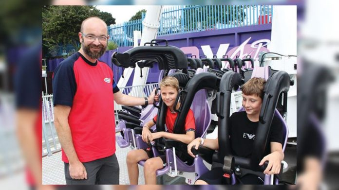 Southend MP joins Adventure Island staff for charity