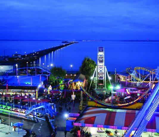 Southend-on-Sea night