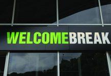 machine crime Welcome Break