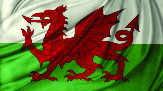 Welsh flag business relief grants