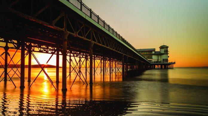 Weston parking Grand Pier