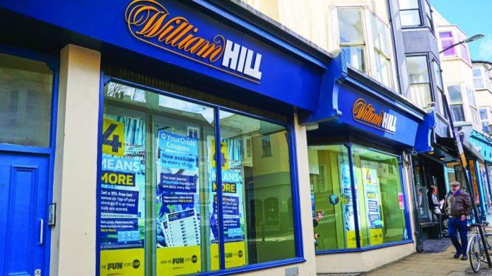 William Hill closures