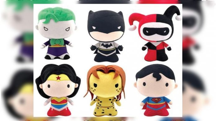 BNAE DC Comics Plush