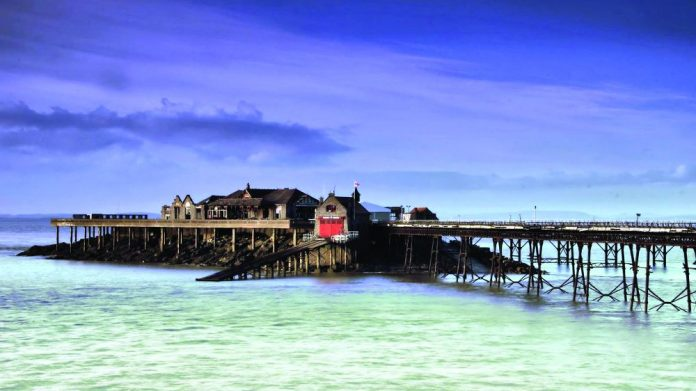 Birnbeck Pier Compulsory Purchase Order