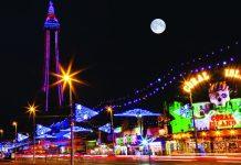 Blackpool Illuminations Haven tourism