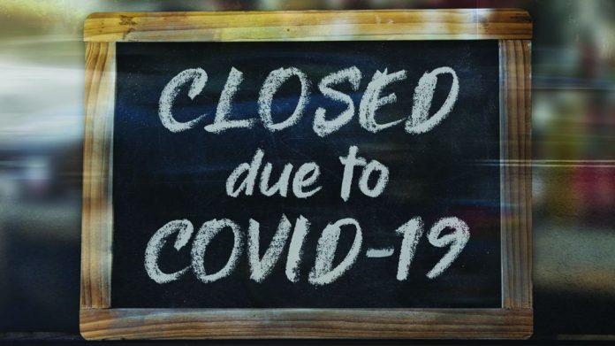 Closed due to Covid job retention scheme