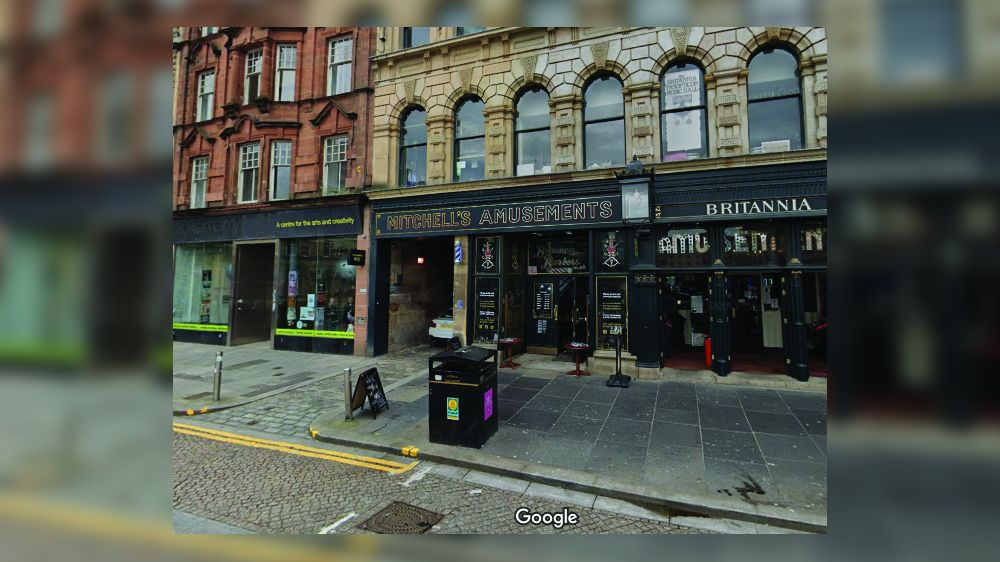Mitchells Amusements Glasgow