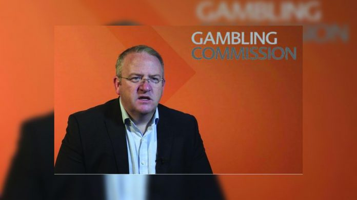 Neil McArthur Gambling Commission National Lottery licence