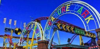 Ocean Beach Pleasure Park cashless system