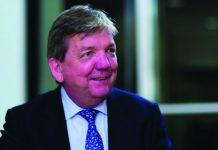 Rank CEO John O'Reilly Bingo