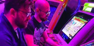 Redditch gamers arcade