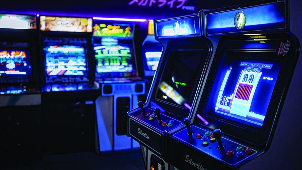 Retro Replay arcade