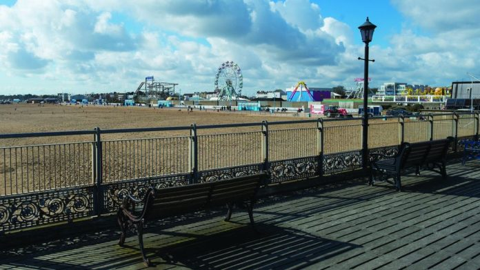 Skegness winter season