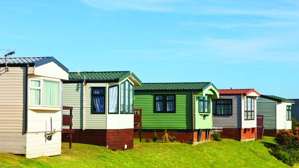 Staycation holiday parks