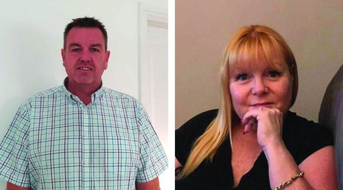 Trident Machines Appointments Nick Wheeler Jane McEntee