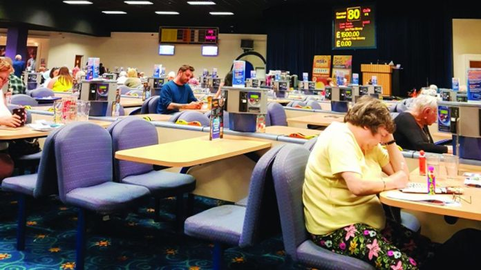 UK Bingo continued resurgence