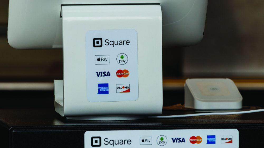 cashless payments survey Square