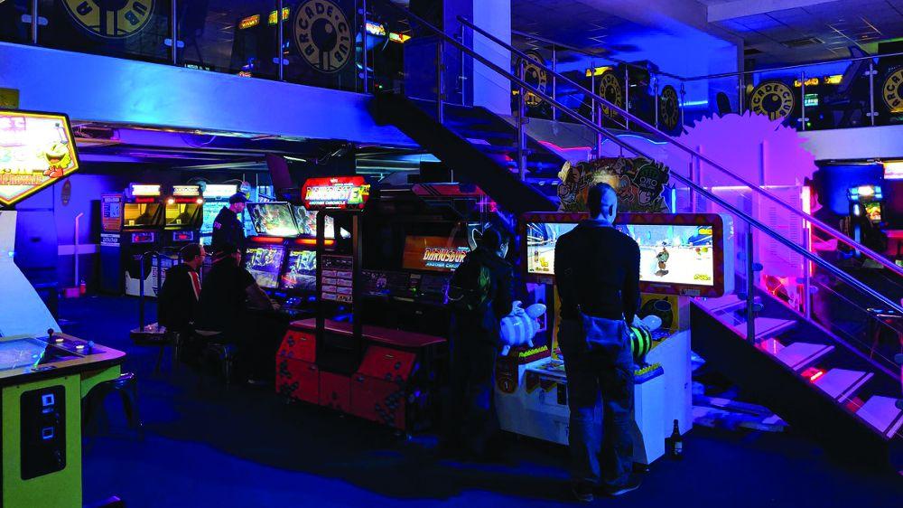 Arcade Club granted permission Blackpool