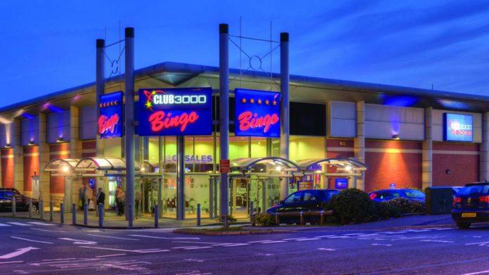 Club 3000 bingo expansion