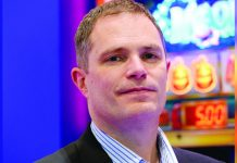 Mat Ingram Reflex Gaming cashless payment solution