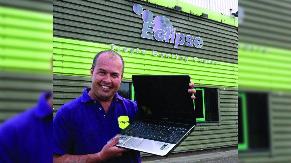 Eclipse Bowling Workington Steve Adair